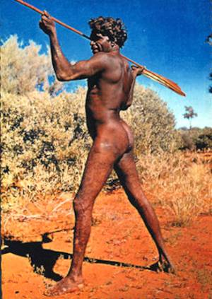 Aboriginal Hunter, Aboriginal Jäger