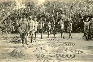 the survival methods the aborigines hunters and gatherers Hunter-gatherer health and development policy: how the promotion of  needs of mobile hunter-gatherers 2 materials and methods  on child survival.